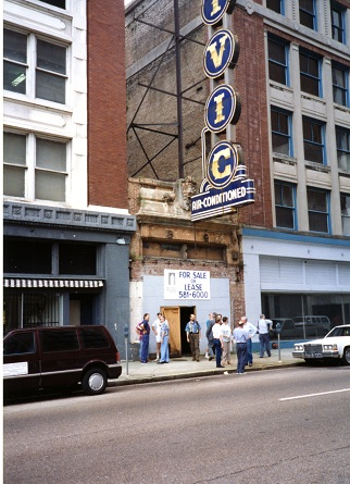 Civic Theatre, New Orleans, LA circa 1993 / photo by William Ikert, from THS Archives