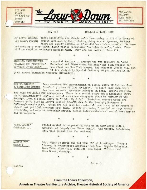 Loew Down 09-14-1935